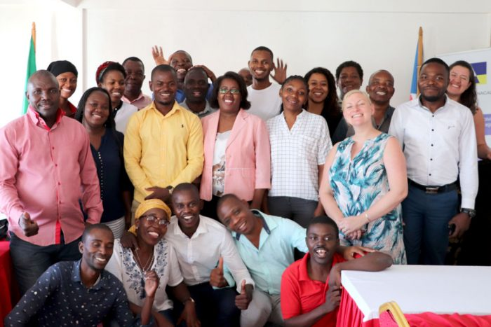 ICLEI Africa is progressing the continent's climate change agenda: Climate reporting achievements from seven African cities