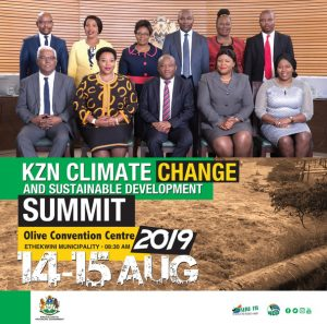 The KZN Climate Change Summit: No talk shop here