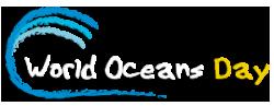World Oceans Day! Logo