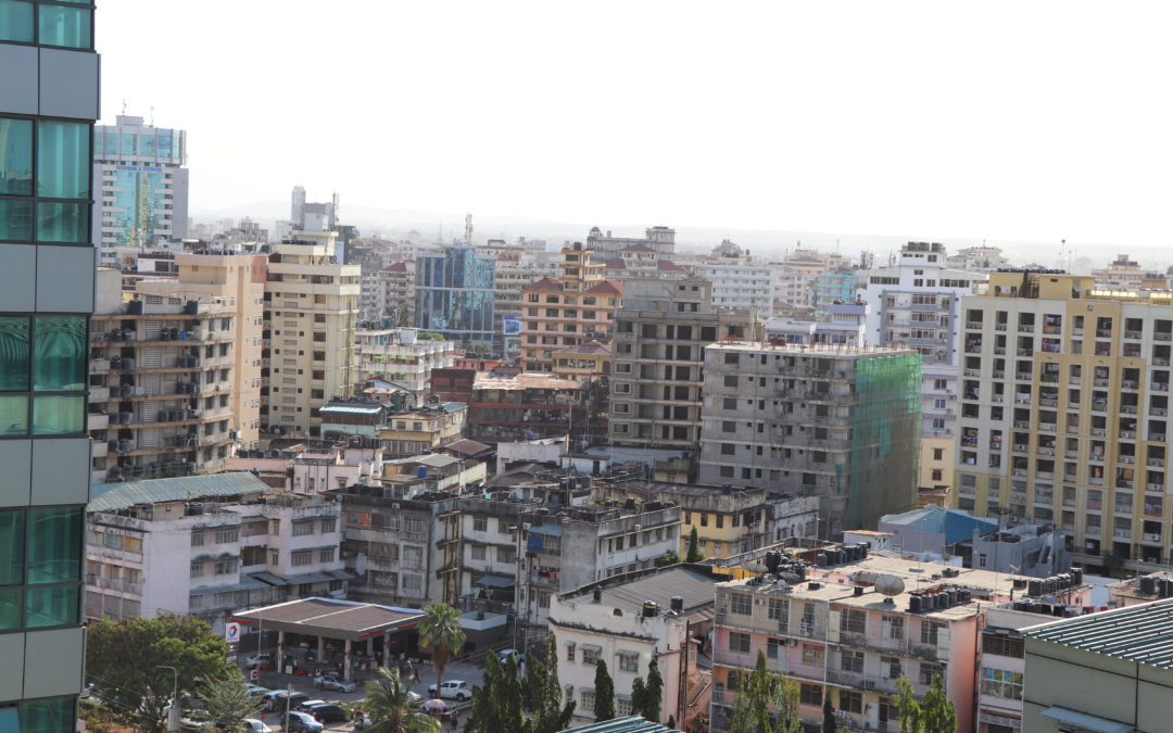 Using reflection to transition from problems to solutions in four African cities