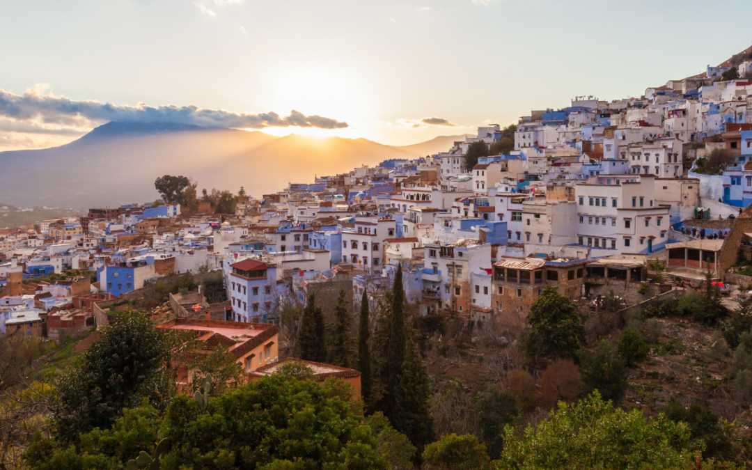 Feature City Profile: Greening the Blue City of Chefchaouen